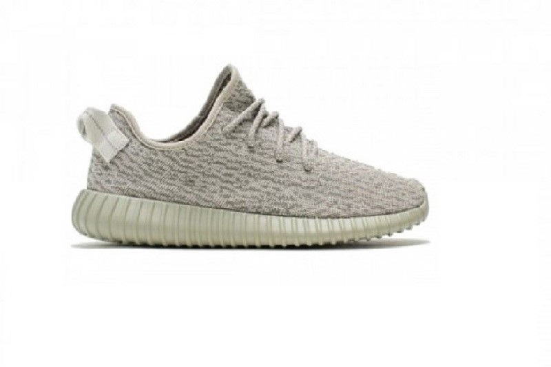 Adidas Yeezy Boost 350 Agate Gray-Moonrock-Agate Gray (AQ2660) Online Sale